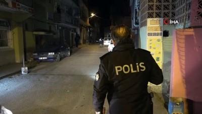 silahli kavga -  Adana'da iki grup arasında silahlı kavga: 1 yaralı