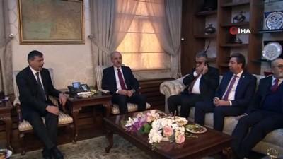 """hassasiyet -  AK Parti'li Kurtulmuş: 'Soruşturma sonucunda mahkeme kararını verecektir"""""""