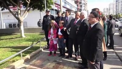 hatira fotografi -  Eroğlu, Mersin'de tarihi yerleri gezdi
