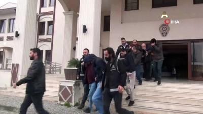 Fethiye merkezli fuhuş operasyonunda 1'i polis 4 kişi tutuklandı