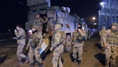 hatira fotografi - İdlib'deki gözlem noktalarına komando takviyesi - HATAY