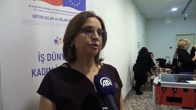 'İş Dünyasında Kadın İletişim Ağı Projesi' istişare toplantısı yapıldı - ANTALYA