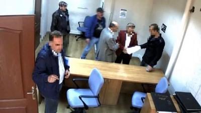 dolandiricilik - İzmir merkezli suç örgütü operasyonu zanlıları adliyeye sevk edildi