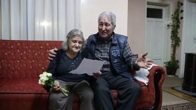 Onlarınki bir 'mektuplu aşk' hikayesi - MUĞLA