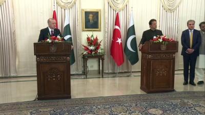 lyon - Pakistan Başbakanı Han: '8 milyon Keşmirli açık hava hapishanesinde yaşıyor. Keşmir hakkında söyledikleri için sayın Erdoğan'a teşekkür ediyorum' - İSLAMABAD