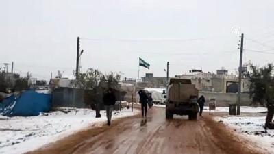 Suriye'nin Azez ilçesi kara teslim oldu (2)