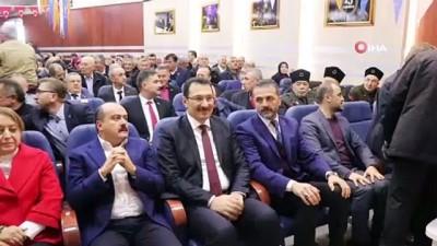 """AK Parti Genel Başkan Yardımcısı Ali İhsan Yavuz: """"Nükleer Santral demek 1. Lig'den Süper Lig'e çıkmak demek"""""""