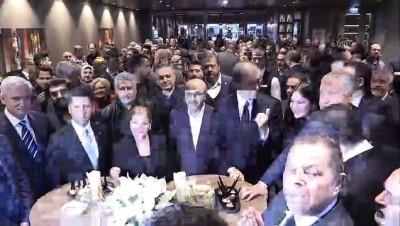 acilis toreni - AK Parti Sözcüsü Çelik, otel açılışına katıldı - ADANA