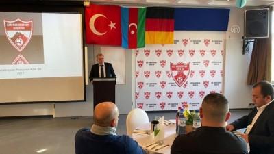 acilis toreni - Almanya'da 'Azerbaycan Nahçıvan Köln Spor Kulübü' açıldı - KÖLN
