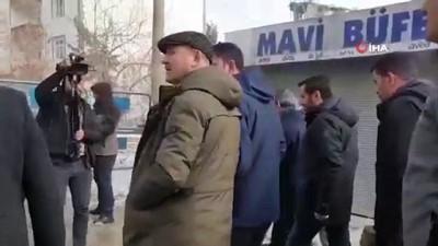 - Bakanlar Soylu ve Kurum Elazığ'da çalışmalarını sürdürüyor
