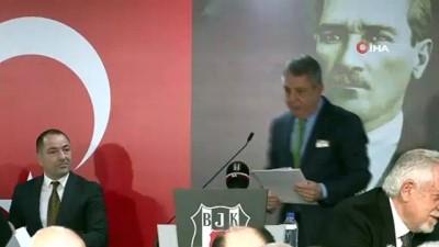 divan kurulu - Beşiktaş'ın borcu 3 milyar TL'ye yaklaştı