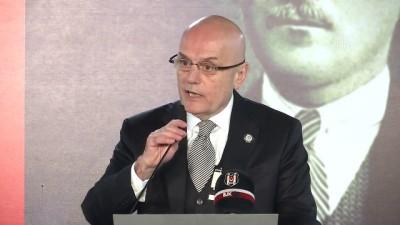 divan kurulu - Beşiktaş Kulübü Olağan Divan Kurulu Toplantısı - Tevfik Yamantürk - İSTANBUL
