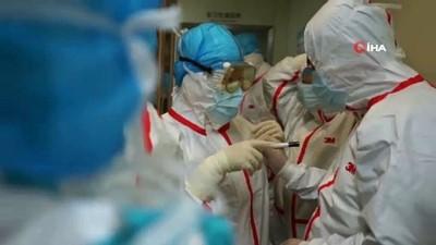 - Çin'de ölü sayısı bin 523'e çıktı