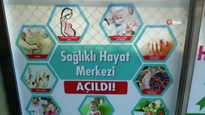 Düzce'de 'Sağlıklı hayat durakları' oluşturuldu