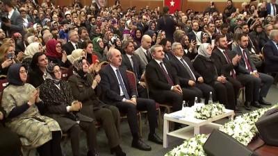 lyon - Erdoğan: 'AK Parti, 10,5 milyona yakın üye sayısıyla Türkiye'nin en fazla üyeye sahip partisidir' - İSTANBUL