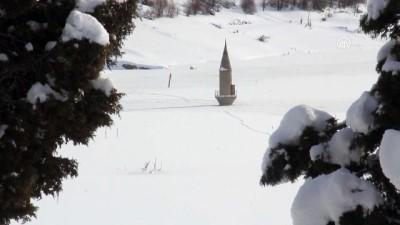 kisla - Hafik'te soğuk hava etkili oluyor - SİVAS