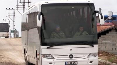 dolar - İdlib'deki gözlem noktalarına komando takviyesi - HATAY