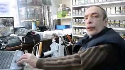 Kırklareli'nde minibüsün bir engelliye çarpması güvenlik kamerasına yansıdı - KIRKLARELİ
