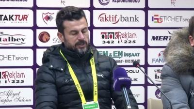irak - Ali Tandoğan: 'Futbolu futbolculara bıraksınlar'