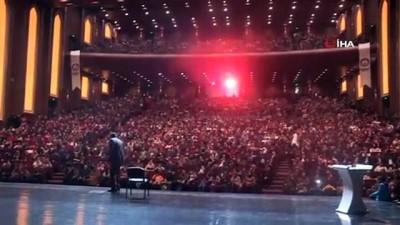 sili -  Binlerce kişi yazar Kapaklıkaya'yı Şahinbey'de dinledi
