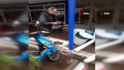 sili -  Bodrum Belediyesi ekipleri, tıkanan dere yatağına müdahale etti