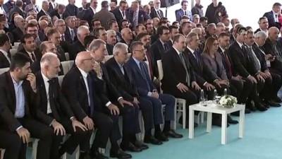 irak - Cumhurbaşkanı Erdoğan: 'En büyük hayalimiz, evlatlarımıza 2053 ve 2071 vizyonlarını hayata geçirebilecekleri bir Türkiye bırakmaktır' - İSTANBUL
