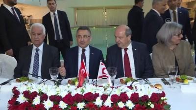 hassasiyet - Cumhurbaşkanı Yardımcısı Oktay, STK temsilcileriyle buluştu - LEFKOŞA