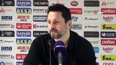 """irak - Erol Bulut: """"Ufak bir hatadan yediğimiz bir gol oldu"""""""