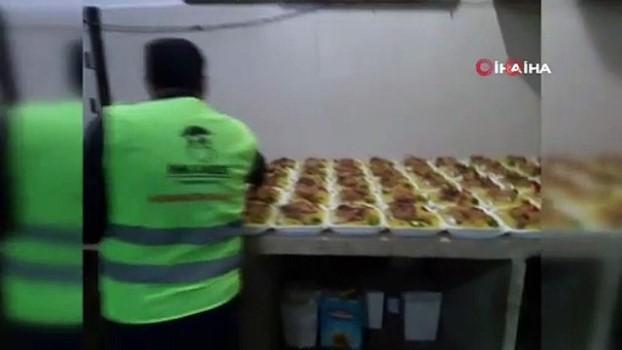 multeci -  - İdlib halkına gıda kömür ve battaniye yardımı
