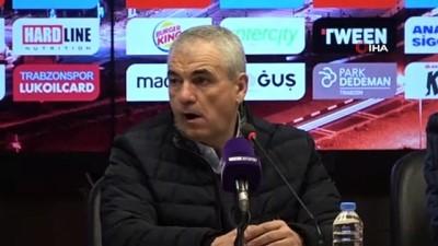 rektor - Rıza Çalımbay: 'Sörloth bizim için şok oldu oynayacağını beklemiyorduk'