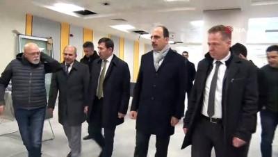 hassasiyet -  Şehir Hastanesi Konya için yeni bir başlangıç olacak