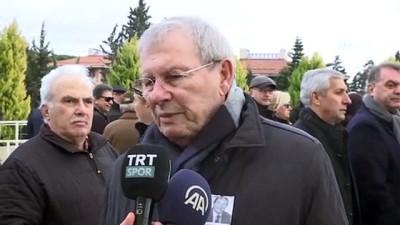 rektor - Vefat eden eski MHK Başkanı Hilmi Ok, son yolculuğuna uğurlandı - İSTANBUL