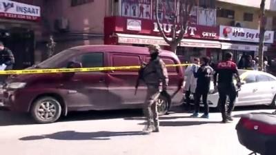 silahli kavga -  Bahçelievler'de silahlı kavga: 1'i ağır 3 yaralı