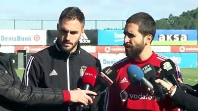 ispanya - Beşiktaşlı futbolcu Victor Ruiz, şampiyonluk şanslarını değerlendirdi - İSTANBUL