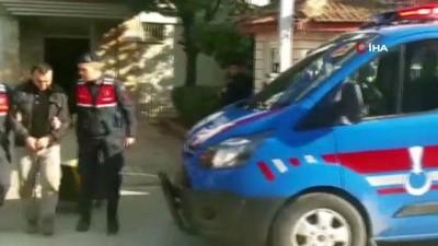 Bursa'da 2 buçuk milyon dolandıran şüpheliler çıkarıldığı mahkemede tutuklandı