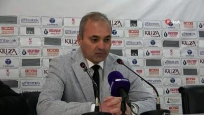 """rektor - Erkan Sözeri: """"3 puan için gelmiştik"""""""