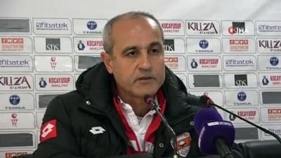 """rektor - Eyüp Arın: """"Maç gerilimli ve kötü başladı"""""""
