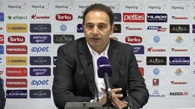rektor - Fraport TAV Antalyaspor - Kasımpaşa maçının ardından - Fuat Çapa - ANTALYA