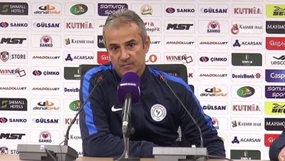 rektor - İsmail Kartal: 'İki haftadır maç yapmadığımız için konsantrasyonumuz eksikti'