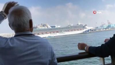 - Japonya'daki karantina gemisinde 99 yeni vaka
