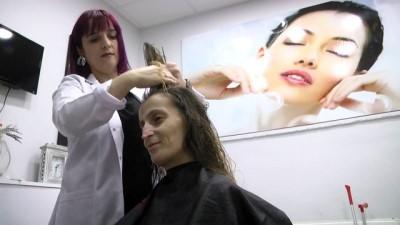 Kanser hastaları saç ve cilt bakımıyla moral buldu - SAKARYA