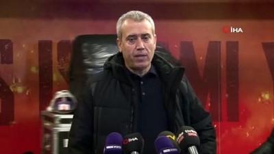 """Kemal Özdeş: """"Seri'nin pozisyonu penaltıydı"""""""