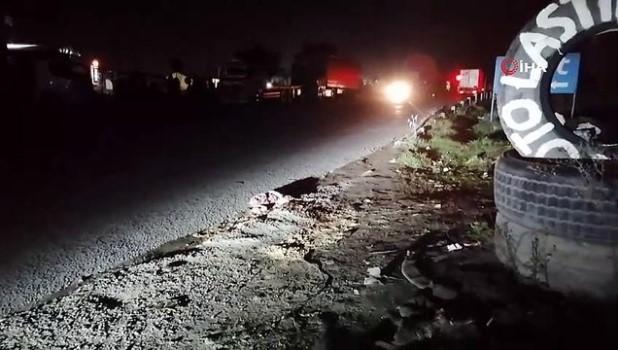 polis merkezi -  Otomobilin çarptığı bisikletli hayatını kaybetti