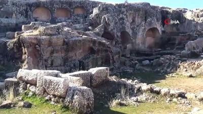 uttu -  Perre Antik Kentte tarih yeniden canlanacak