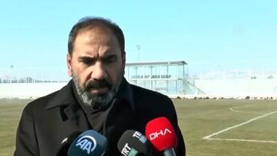 uttu - Sivasspor Kulübü Başkanı Mecnun Otyakmaz'dan hakem tepkisi (1) - SİVAS