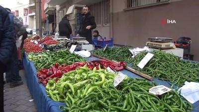Soğuk havalar pazardaki fiyatları yükseltti