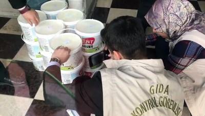 Süt ve süt ürünleri denetimi yapıldı - GAZİANTEP