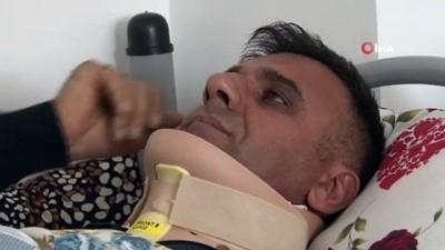 Yaralı kurtulduğu çığ faciasını ihbar eden iş makinesi operatörü konuştu