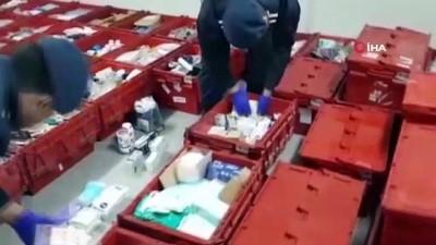 Araç şoförü çalıntı ihbarı verdi...400 bin TL'lik hırsızlıkta gerçek sonra ortaya çıktı