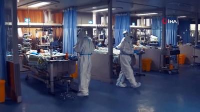 - Çin'de korona virüsü salgınında ölü sayısı bin 869'a çıktı